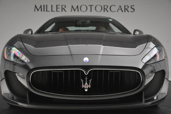 Used 2013 Maserati GranTurismo MC for sale Sold at Maserati of Greenwich in Greenwich CT 06830 13