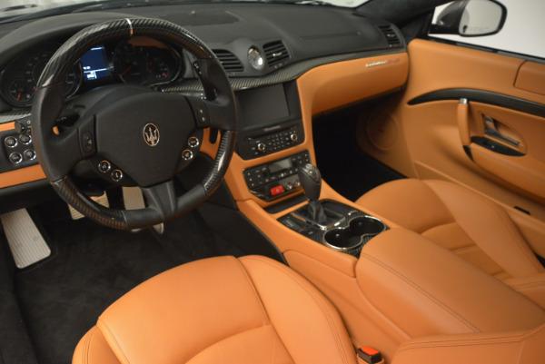 Used 2013 Maserati GranTurismo MC for sale Sold at Maserati of Greenwich in Greenwich CT 06830 15