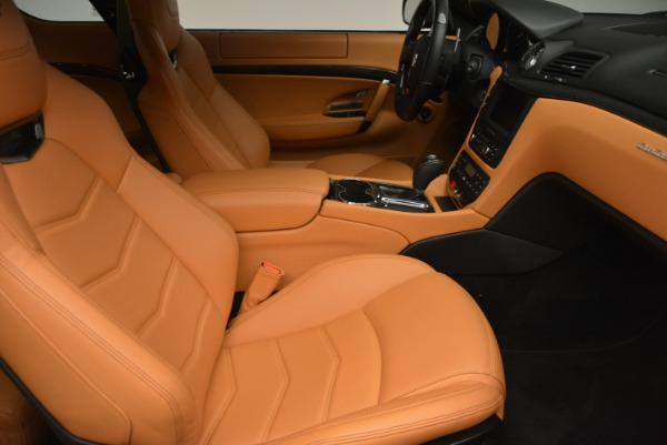 Used 2013 Maserati GranTurismo MC for sale Sold at Maserati of Greenwich in Greenwich CT 06830 19