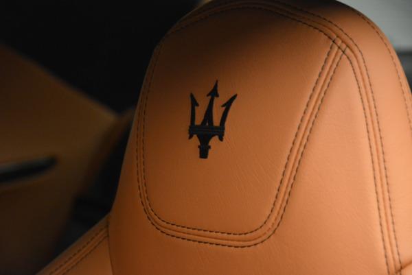 Used 2013 Maserati GranTurismo MC for sale Sold at Maserati of Greenwich in Greenwich CT 06830 21