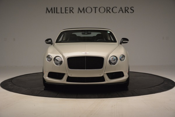 Used 2014 Bentley Continental GT V8 S for sale Sold at Maserati of Greenwich in Greenwich CT 06830 13