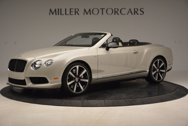 Used 2014 Bentley Continental GT V8 S for sale Sold at Maserati of Greenwich in Greenwich CT 06830 2