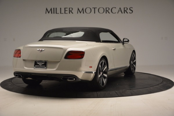 Used 2014 Bentley Continental GT V8 S for sale Sold at Maserati of Greenwich in Greenwich CT 06830 20