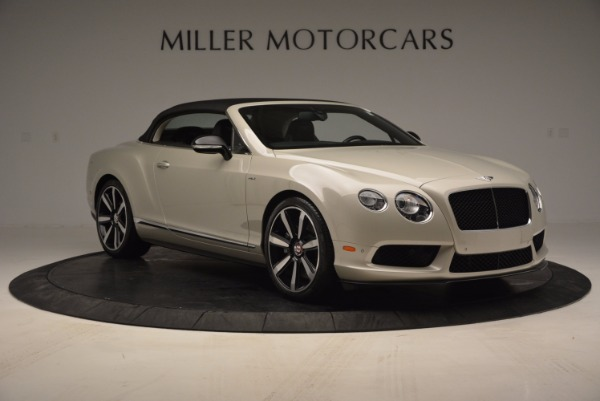 Used 2014 Bentley Continental GT V8 S for sale Sold at Maserati of Greenwich in Greenwich CT 06830 24
