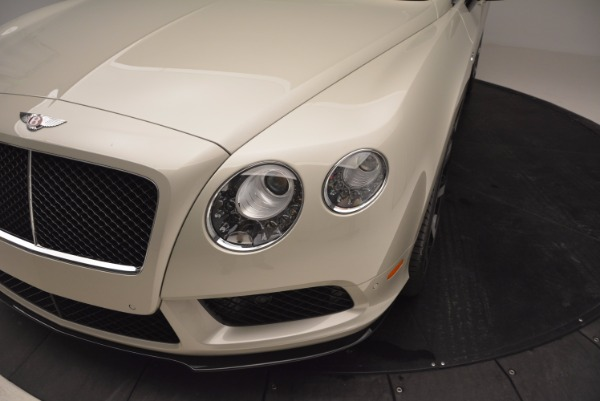 Used 2014 Bentley Continental GT V8 S for sale Sold at Maserati of Greenwich in Greenwich CT 06830 26