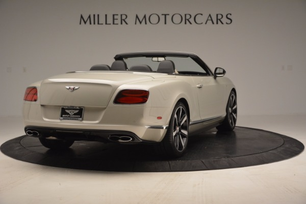 Used 2014 Bentley Continental GT V8 S for sale Sold at Maserati of Greenwich in Greenwich CT 06830 7
