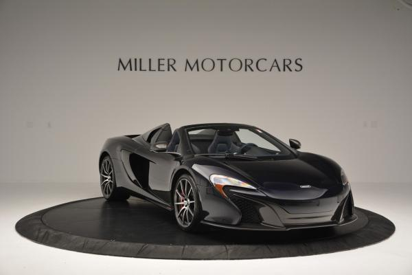 New 2016 McLaren 650S Spider for sale Sold at Maserati of Greenwich in Greenwich CT 06830 11