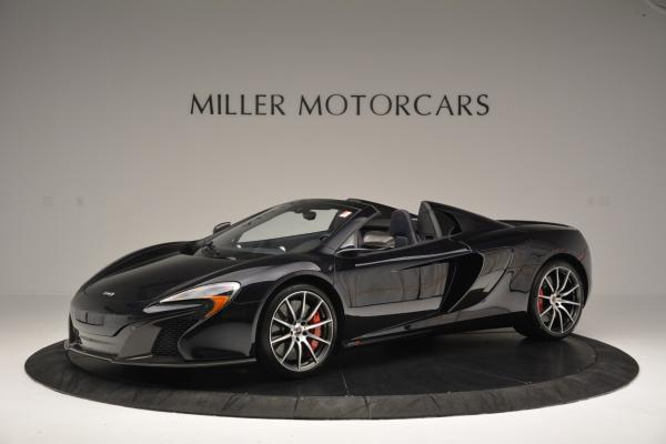 New 2016 McLaren 650S Spider for sale Sold at Maserati of Greenwich in Greenwich CT 06830 2