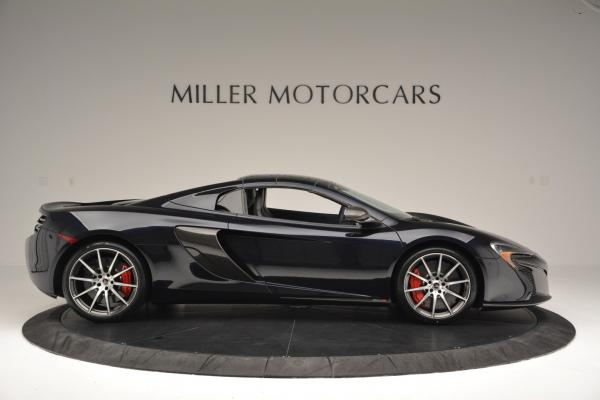New 2016 McLaren 650S Spider for sale Sold at Maserati of Greenwich in Greenwich CT 06830 20