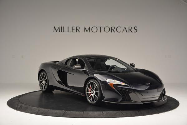 New 2016 McLaren 650S Spider for sale Sold at Maserati of Greenwich in Greenwich CT 06830 21