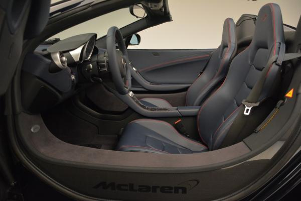 New 2016 McLaren 650S Spider for sale Sold at Maserati of Greenwich in Greenwich CT 06830 23