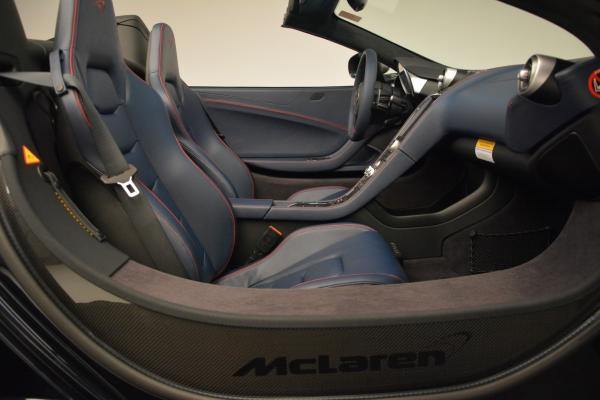 New 2016 McLaren 650S Spider for sale Sold at Maserati of Greenwich in Greenwich CT 06830 27