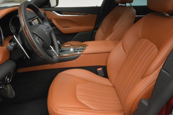 New 2017 Maserati Levante S for sale Sold at Maserati of Greenwich in Greenwich CT 06830 20