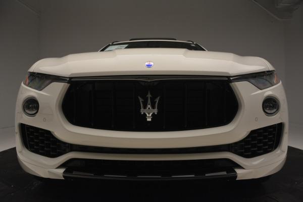 New 2017 Maserati Levante for sale Sold at Maserati of Greenwich in Greenwich CT 06830 13