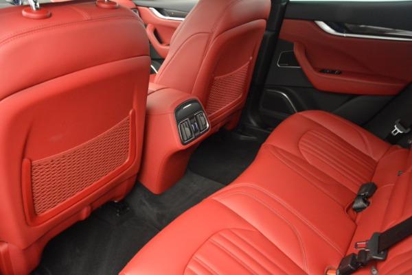 New 2017 Maserati Levante S for sale Sold at Maserati of Greenwich in Greenwich CT 06830 18
