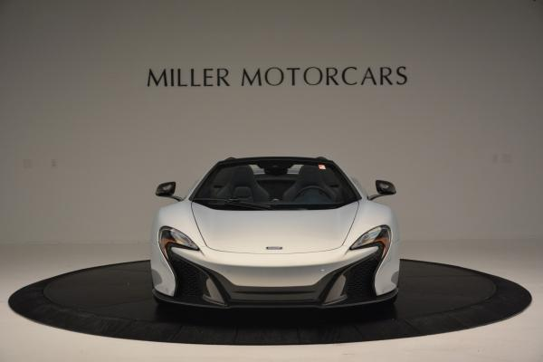 New 2016 McLaren 650S Spider for sale Sold at Maserati of Greenwich in Greenwich CT 06830 12