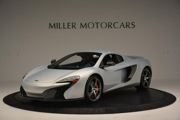 New 2016 McLaren 650S Spider for sale Sold at Maserati of Greenwich in Greenwich CT 06830 13