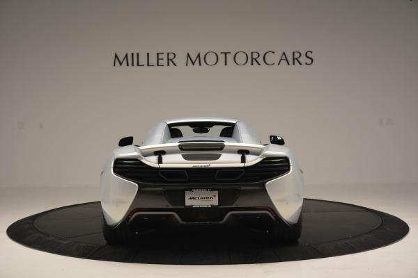 New 2016 McLaren 650S Spider for sale Sold at Maserati of Greenwich in Greenwich CT 06830 16