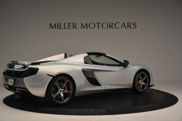 New 2016 McLaren 650S Spider for sale Sold at Maserati of Greenwich in Greenwich CT 06830 8