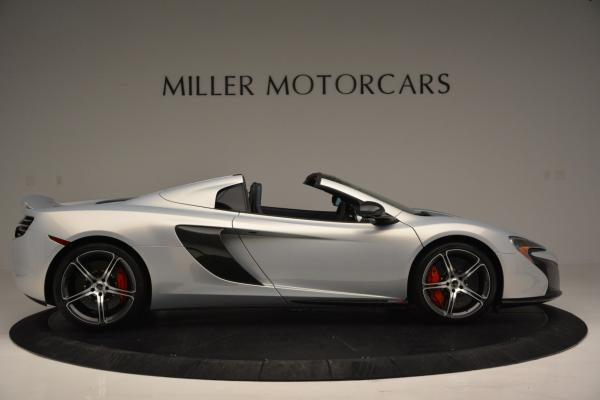 New 2016 McLaren 650S Spider for sale Sold at Maserati of Greenwich in Greenwich CT 06830 9
