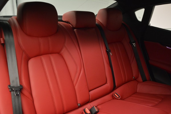 New 2017 Maserati Quattroporte S Q4 GranSport for sale Sold at Maserati of Greenwich in Greenwich CT 06830 22