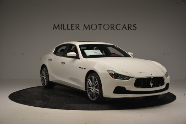 Used 2017 Maserati Ghibli S Q4 for sale $51,900 at Maserati of Greenwich in Greenwich CT 06830 11