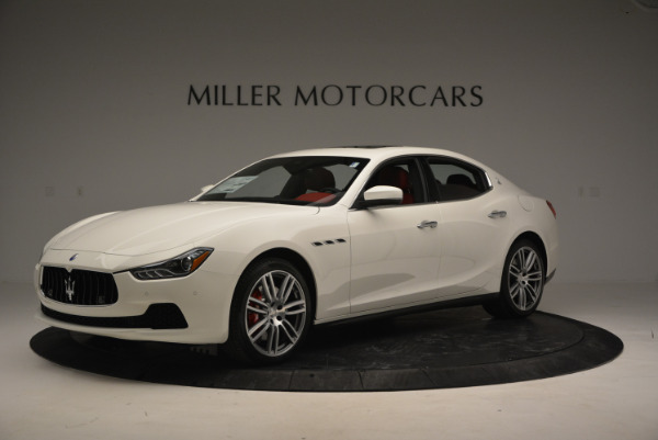 Used 2017 Maserati Ghibli S Q4 for sale $51,900 at Maserati of Greenwich in Greenwich CT 06830 2
