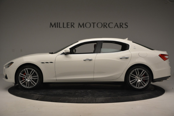 Used 2017 Maserati Ghibli S Q4 for sale $51,900 at Maserati of Greenwich in Greenwich CT 06830 3
