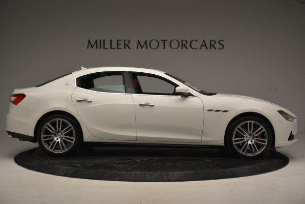 Used 2017 Maserati Ghibli S Q4 for sale $51,900 at Maserati of Greenwich in Greenwich CT 06830 9