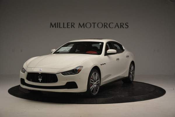 Used 2017 Maserati Ghibli S Q4 for sale $51,900 at Maserati of Greenwich in Greenwich CT 06830 1