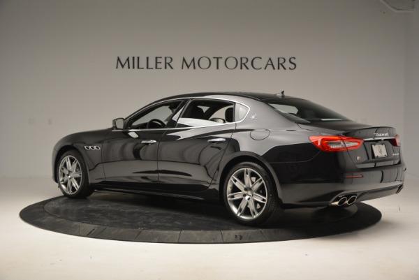 New 2017 Maserati Quattroporte S Q4 GranLusso for sale Sold at Maserati of Greenwich in Greenwich CT 06830 4