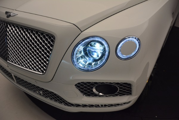 New 2017 Bentley Bentayga for sale Sold at Maserati of Greenwich in Greenwich CT 06830 18