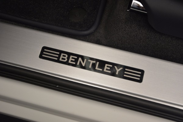New 2017 Bentley Bentayga for sale Sold at Maserati of Greenwich in Greenwich CT 06830 28