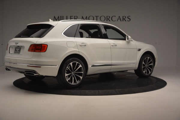 New 2017 Bentley Bentayga for sale Sold at Maserati of Greenwich in Greenwich CT 06830 8