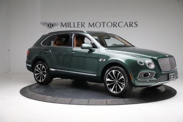 Used 2017 Bentley Bentayga W12 for sale $139,900 at Maserati of Greenwich in Greenwich CT 06830 10