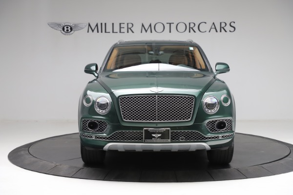 Used 2017 Bentley Bentayga W12 for sale $135,900 at Maserati of Greenwich in Greenwich CT 06830 12