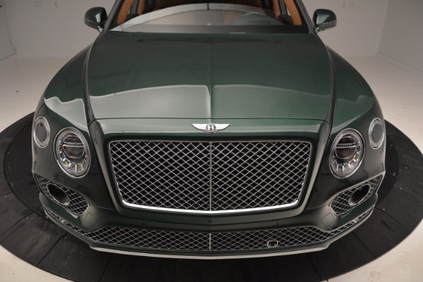 Used 2017 Bentley Bentayga W12 for sale $135,900 at Maserati of Greenwich in Greenwich CT 06830 13
