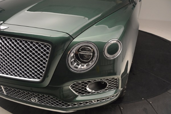 Used 2017 Bentley Bentayga W12 for sale $135,900 at Maserati of Greenwich in Greenwich CT 06830 14