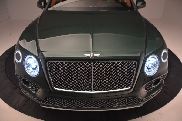 Used 2017 Bentley Bentayga W12 for sale $135,900 at Maserati of Greenwich in Greenwich CT 06830 16
