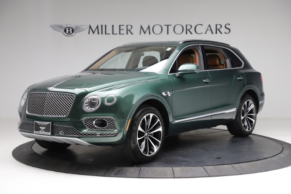 Used 2017 Bentley Bentayga W12 for sale $139,900 at Maserati of Greenwich in Greenwich CT 06830 2