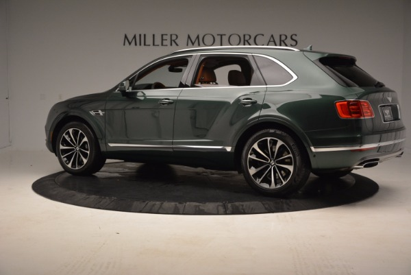 Used 2017 Bentley Bentayga W12 for sale $135,900 at Maserati of Greenwich in Greenwich CT 06830 4