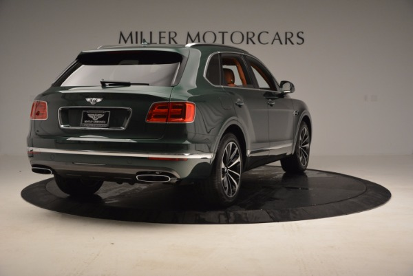 Used 2017 Bentley Bentayga W12 for sale $139,900 at Maserati of Greenwich in Greenwich CT 06830 7