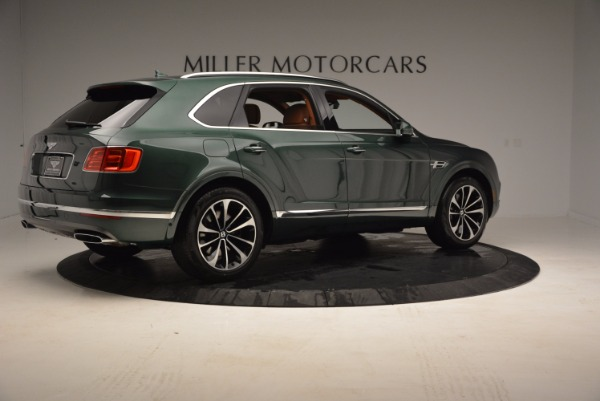 Used 2017 Bentley Bentayga W12 for sale $135,900 at Maserati of Greenwich in Greenwich CT 06830 8