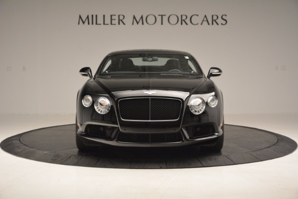 Used 2013 Bentley Continental GT V8 for sale Sold at Maserati of Greenwich in Greenwich CT 06830 12