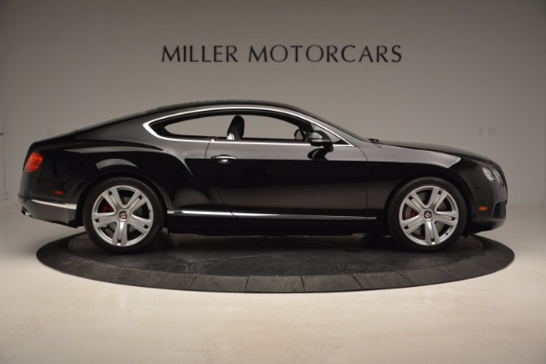 Used 2013 Bentley Continental GT V8 for sale Sold at Maserati of Greenwich in Greenwich CT 06830 9