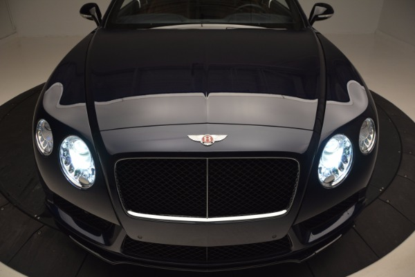 Used 2015 Bentley Continental GT V8 S for sale Sold at Maserati of Greenwich in Greenwich CT 06830 17