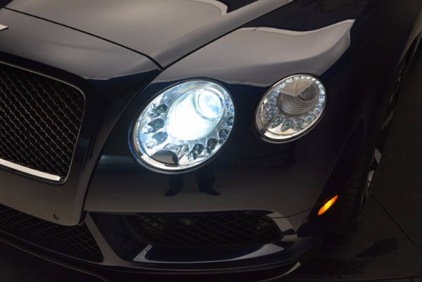 Used 2015 Bentley Continental GT V8 S for sale Sold at Maserati of Greenwich in Greenwich CT 06830 18