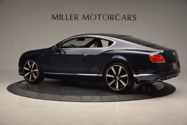 Used 2015 Bentley Continental GT V8 S for sale Sold at Maserati of Greenwich in Greenwich CT 06830 4