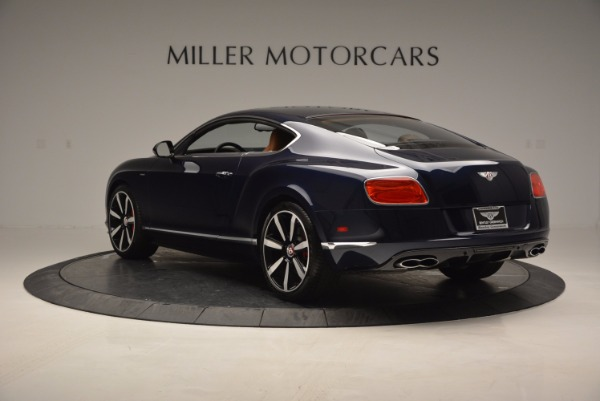 Used 2015 Bentley Continental GT V8 S for sale Sold at Maserati of Greenwich in Greenwich CT 06830 5