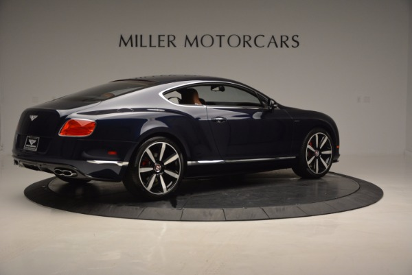 Used 2015 Bentley Continental GT V8 S for sale Sold at Maserati of Greenwich in Greenwich CT 06830 8